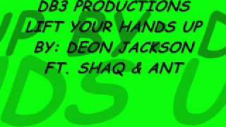 DB3 PRODUCTIONS LIFT YOUR HANDS UP