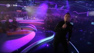 "Robbie Williams ""Candy"" LIVE @ Wetten, dass..?"