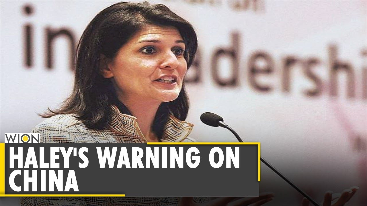 Download 'If China takes Taiwan, it's all over': Haley urges US to act strongly | Latest World English News