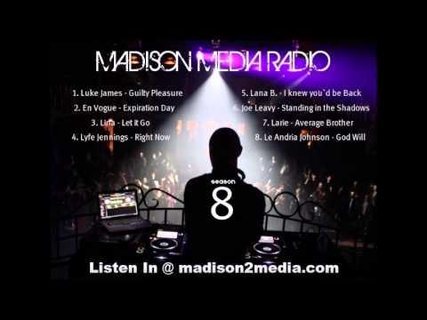 Madison Media Radio ( R&B is Back ) Music with a Purpose Season 8