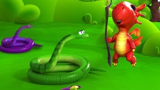 Video New 3D Cartoon For Kids ¦ Dolly And Friends ¦ Magic Snakes #9 download MP3, 3GP, MP4, WEBM, AVI, FLV September 2018