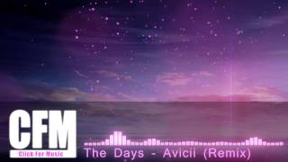 Avicii ft. Robbie Williams - The Days (Bergs' Tropical Remix ft. Jasmine Thompson Cover)