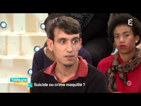 Suicide ou crime maquillé ? #REPLAY #touteunehistoire