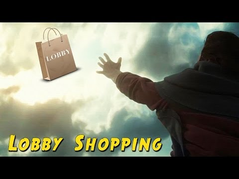 MarkofJ Lobby-Shopping/Dashboarding, It's Okay