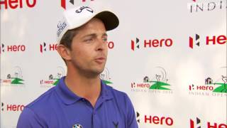 Hero Indian Open (T3) : La réaction de Sébastien Gros