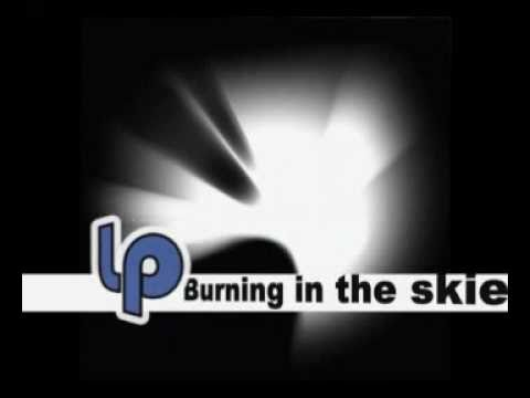 Linkin Park - Burning in the skies lyrics video (A Thousand Suns)