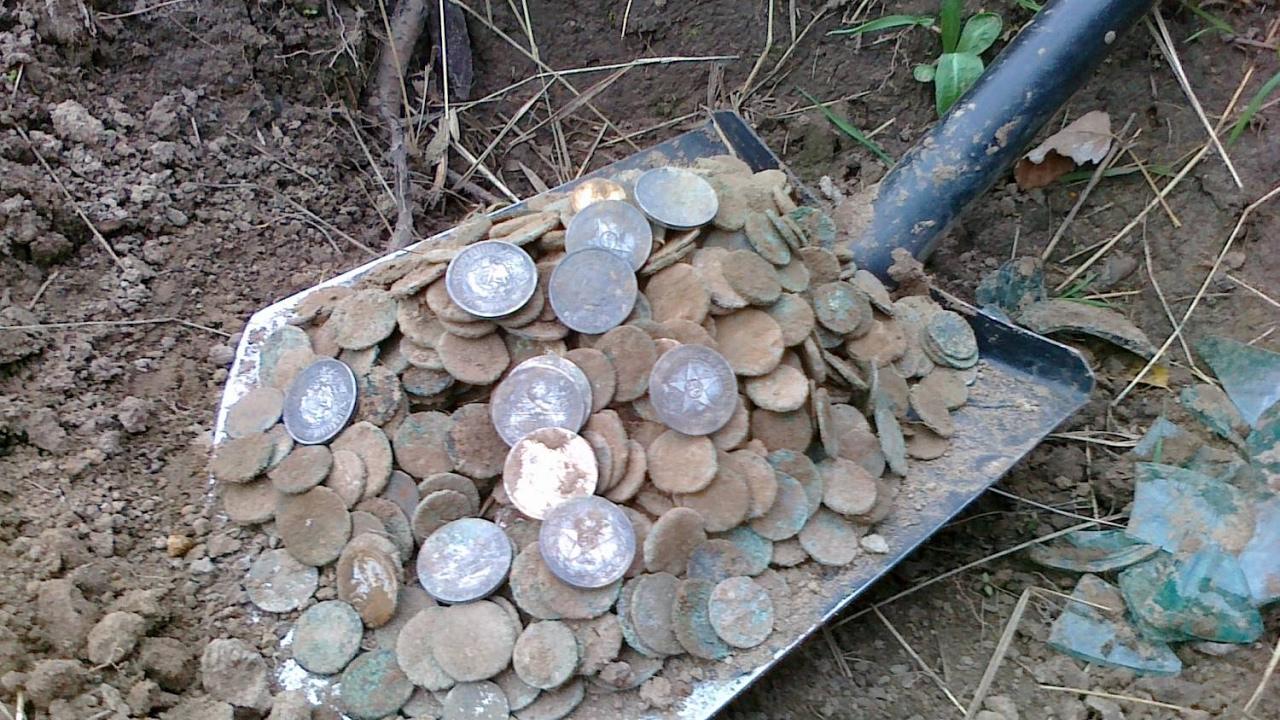 Копну лопатой, и Я богатый! - youtube.
