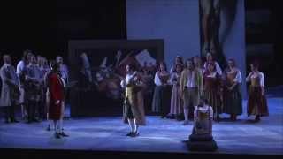 Mozart. Le Nozze di Figaro: Atto III. Scena XII-XIV