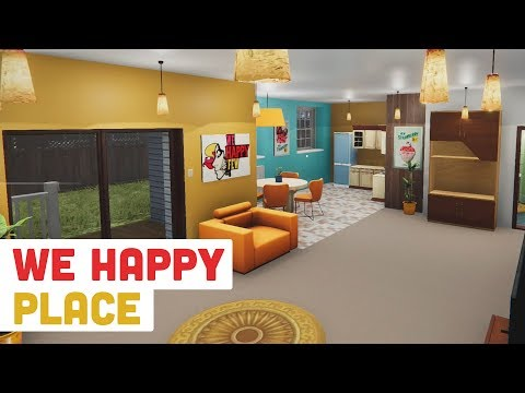 Retro Future House Makeover! - House Flipper Ep13