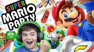 Super Mario Party with the HobbyFamily