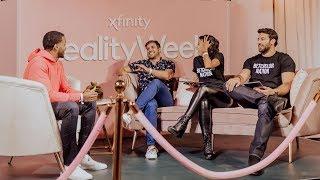 Xfinity Reality Week | Betches + Reality TV Stars