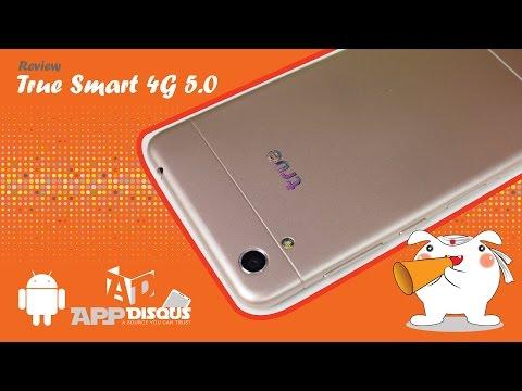 AppDisqus Review True SMART 4G 5.0 หรูหราในราคาเบาๆ พร้อมโปรโมชั่น 4G iSmart Extra จาก TrueMove H