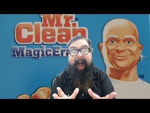 Mr. Clean Magic Eraser Does it work?