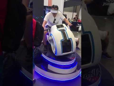 Vr Motor Motorbike Motorcycle 9d Vr Race Car Virtual ...