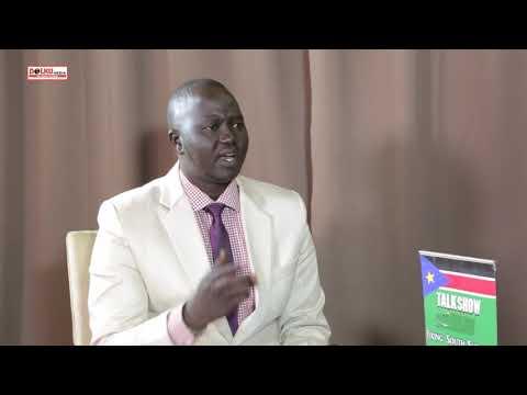 South Sudan Presidential Press Secretary Ateny Wek Ateny on Rule of Law