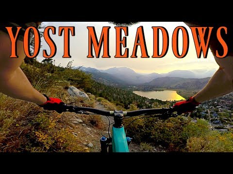 Most Epic Mountain Bike Trail Ever Ridden | Yost Meadows Trail | 2018 Intense Recluse | MTB SoCal