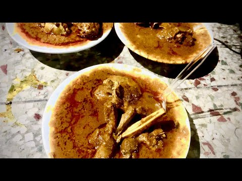 Best Butter Chicken, Mutton, Briyani in Connaught Place Delhi India Kake Da Hotel