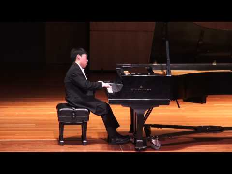 George & Andrew Li Hamilton College Recital First Half