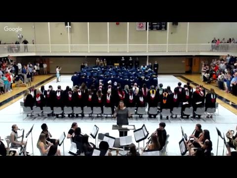 Jacksonville High School Graduation 2018