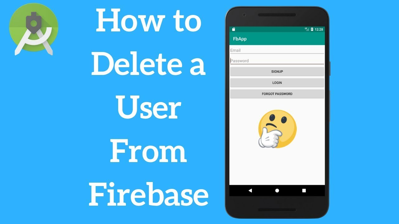 android delete google account programmatically