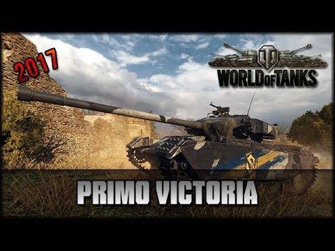 World of Tanks - Live: Primo Victoria - Sabaton-Panzer [ deutsch 🐄 gameplay ]