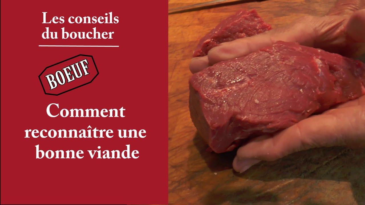 comment reconna tre une viande tendre les conseils du boucher youtube. Black Bedroom Furniture Sets. Home Design Ideas