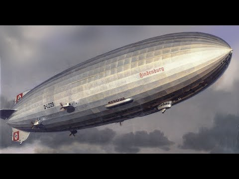 Legendary zeppelin & airship USA . Flights and crash