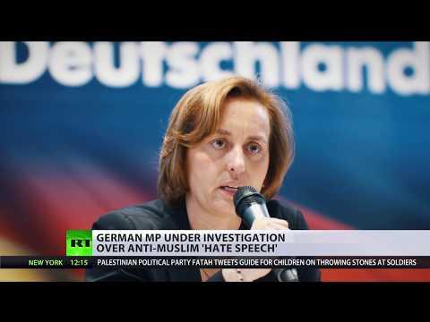 'Barbaric gang-raping hordes': German MP faces probe over anti-Muslim tweet
