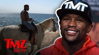 Floyd Mayweather - The New Putin! | TMZ TV