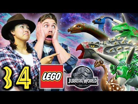GUARDIANS OF THE GALAXY - Part 34 - Let's Play LEGO Jurassic World