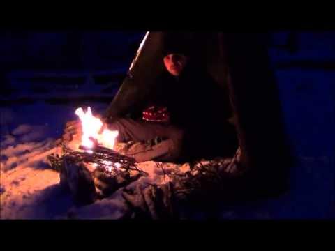Wilderness Survival Challenge - Lost Day Hiker
