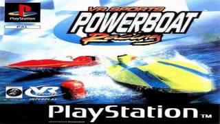 VR Sports Powerboat Racing OST - Japan