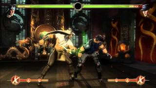 Video Mortal Kombat 9 - Nightwolf Combo Compilation download MP3, 3GP, MP4, WEBM, AVI, FLV November 2018
