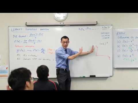 Leibniz's Derivative Notation (1 of 3: Overview)