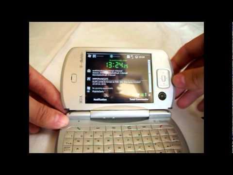 HTC Universal (MDA Pro): Flashback PDAsite.pl