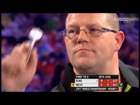 6 Perfect Darts by Steve West