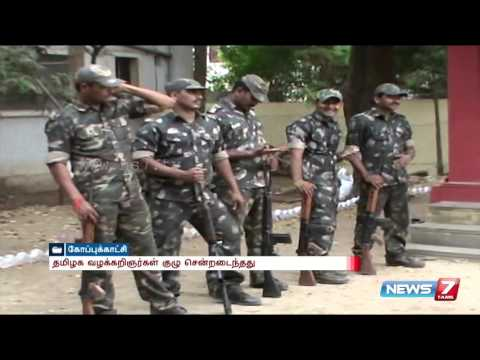 Legal team in Andhra to secure bail for 344 TN men | News7 Tamil
