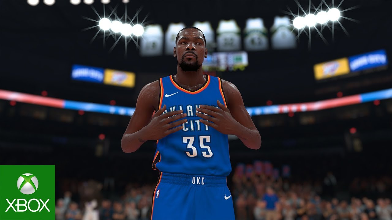 72e4a1d2c1a6 NBA 2K19 MyTEAM  Kevin Durant 20th Anniversary Packs - YouTube