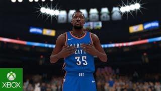 NBA 2K19 MyTEAM: Kevin Durant 20th Anniversary Packs