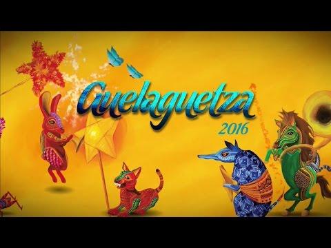 Guelaguetza 2016 HD. Matutina 25 julio (Emisión Completa). CORTV