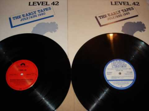 LEVEL 42  FORTY TWO LIVE 1981 TOTALLY FUNKY !!