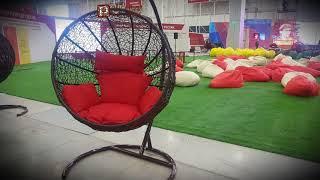 Подвесное кресло Ола, видео-обзор от 18.07.2018г