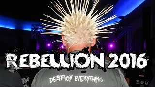 Rebellion 2016 - Blackpool Winter Gardens