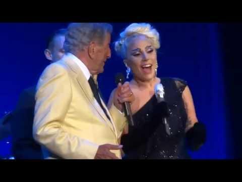 Tony Bennett Ft Lady Gaga - I Won't Dance FULL HD - Rotterdam - 10.07.2015