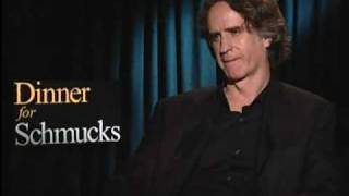 Jim Ferguson Interviews Director Jay Roach For Dinner For Schmucks