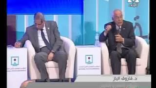 فيديو.. فاروق الباز بمؤتمر الشباب: