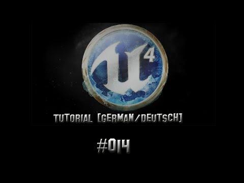 Unreal Engine 4 Tutorial [German/Deutsch] - Building System - #014