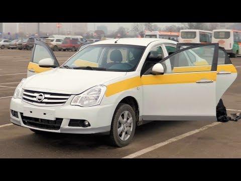 Nissan Almera - ТАКСИ С ТОГО СВЕТА...