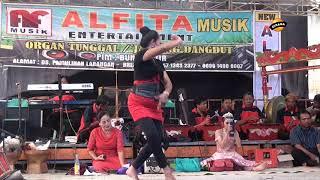 Gambar cover BUAH NGORA -  JAIPONG DANGDUT ALFITA MUSIC Live Pamulihan 2018