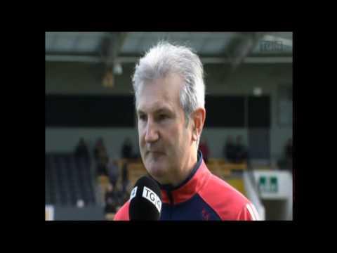 Patrick Horgan Dropped Kilkenny March 2017